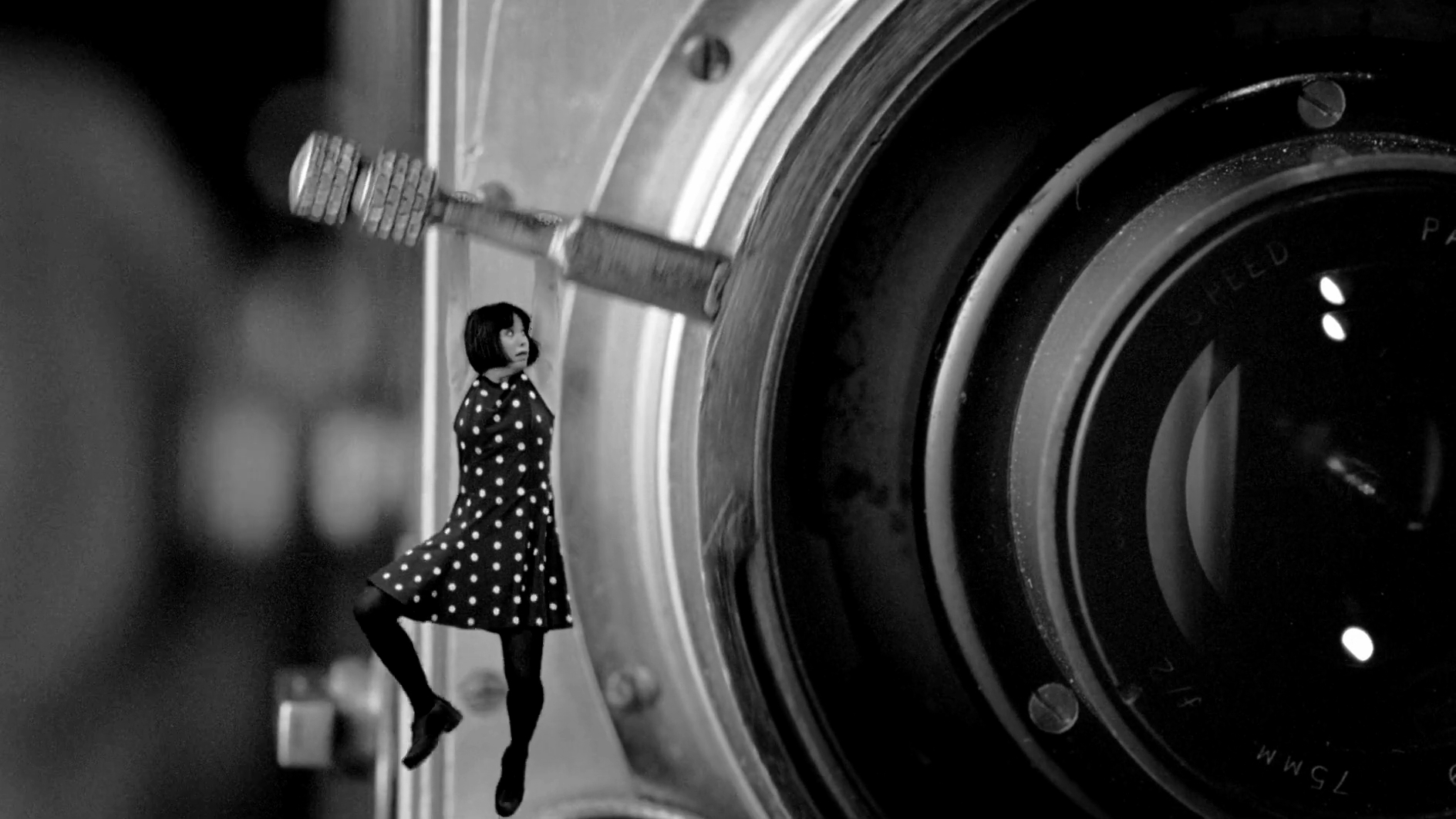 Dancin' the camera
