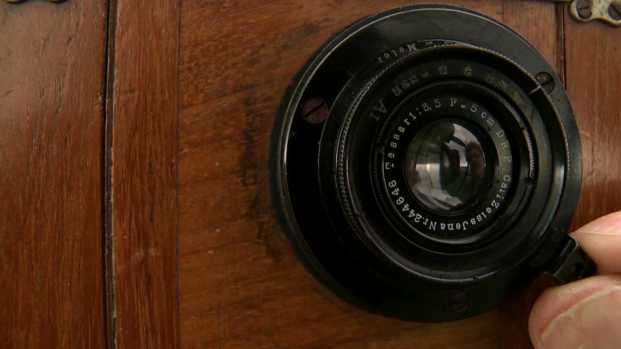 My old handcrank camera