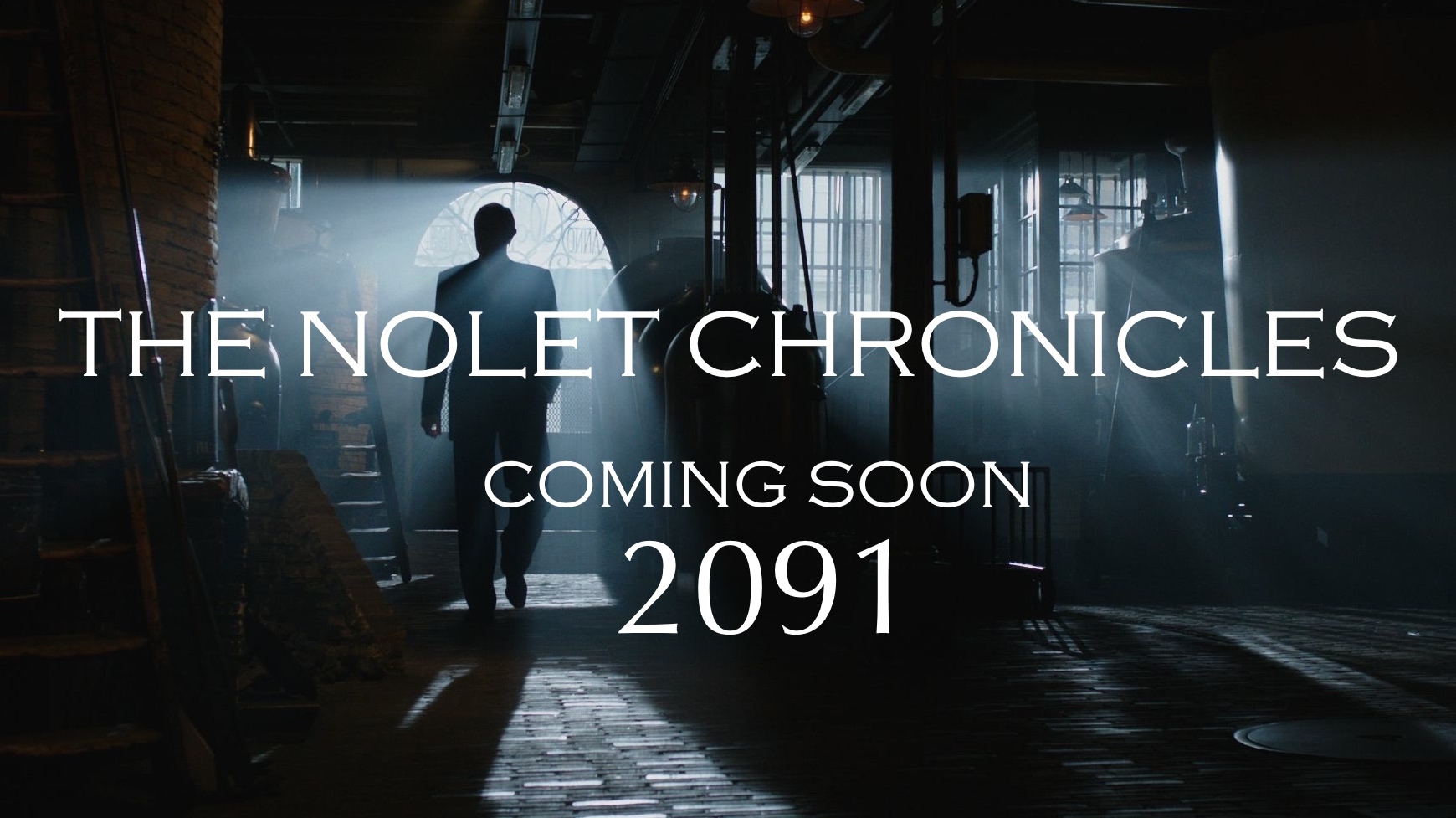 The Nolet Chronicles 2091 .